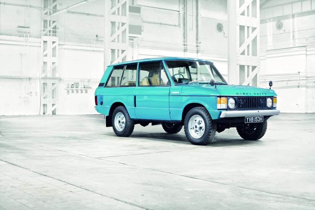 Range Rover launches a 50th Anniversary Edition custom-made designed and crafted to perfection to combine capability and style.