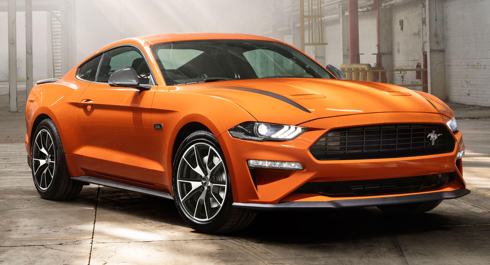 Ford Mustang one of the most Instagram able or Insta-worthy cars among on social media