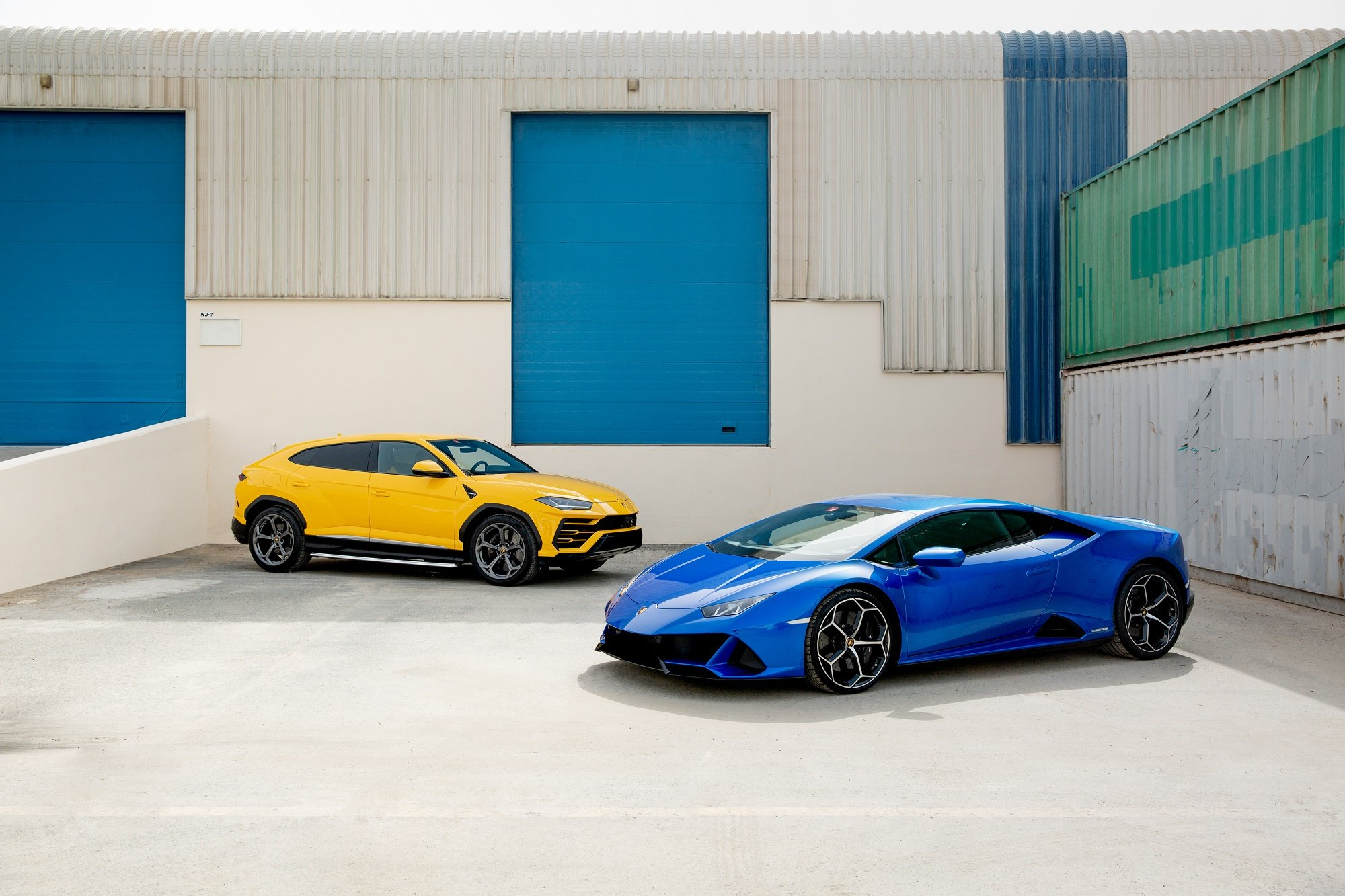 Lamborghini maintans the top position among the Performance Coupe category consecutively for three years, achieving the (MECOTY) Awards.