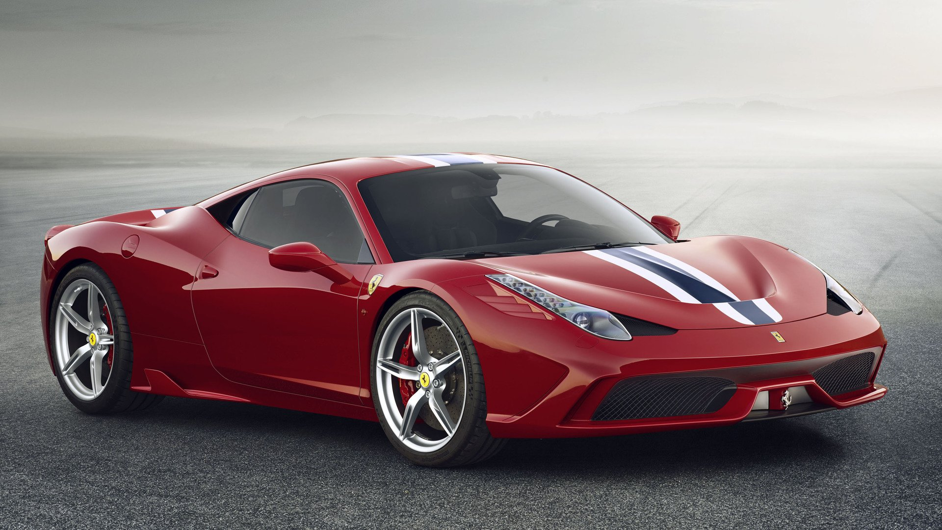 Ferrari 458 one of the most Instagram able or Insta-worthy cars among on social media