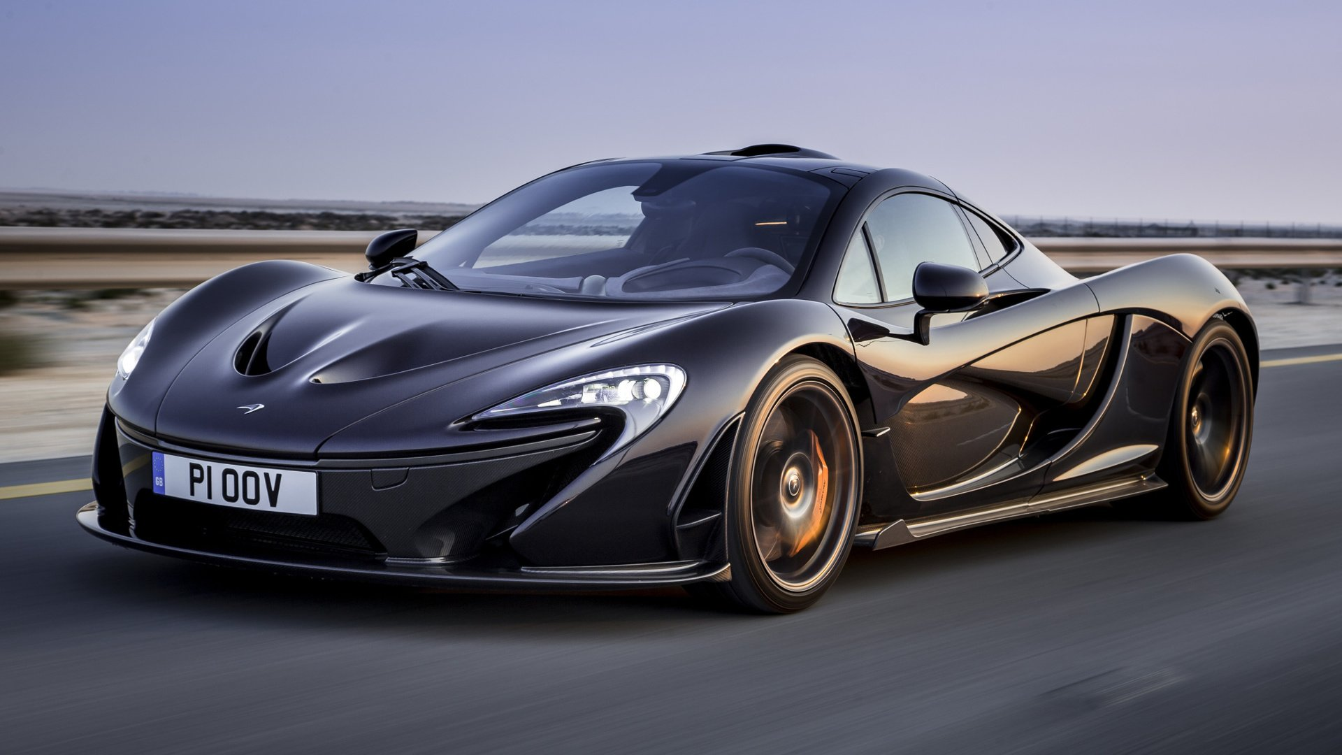 McLaren P1 one of the most Instagram able or Insta-worthy cars among on social media