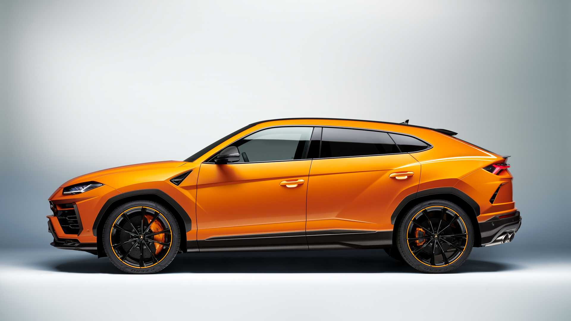 Lamborghini presents the Urus Pearl Capsule which is SUV with complete new design and provides customers the option to choose their color before purchasing.