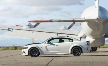 2021 Dodge Charger SRT Hellcat Redeye: