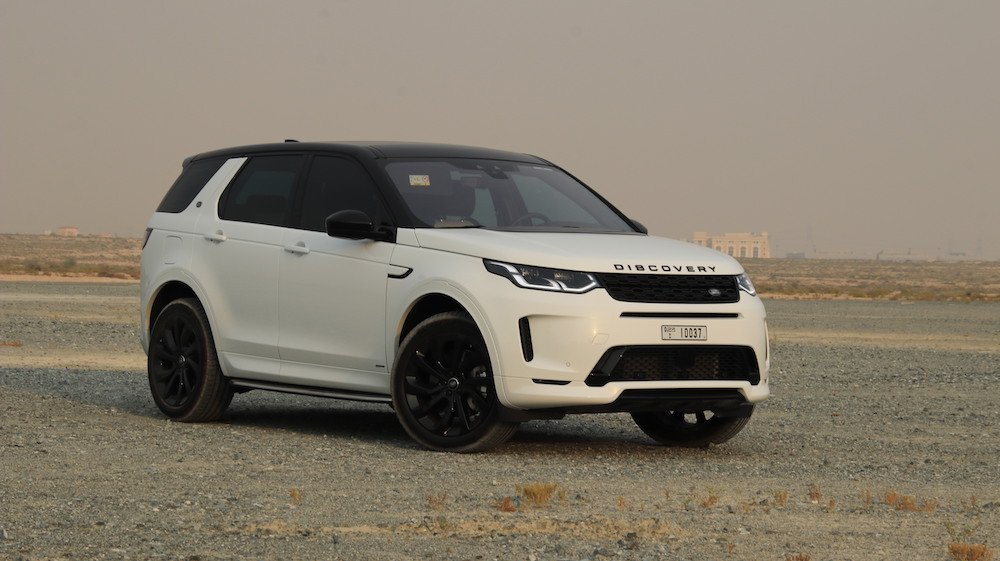 Discovery Side Profile