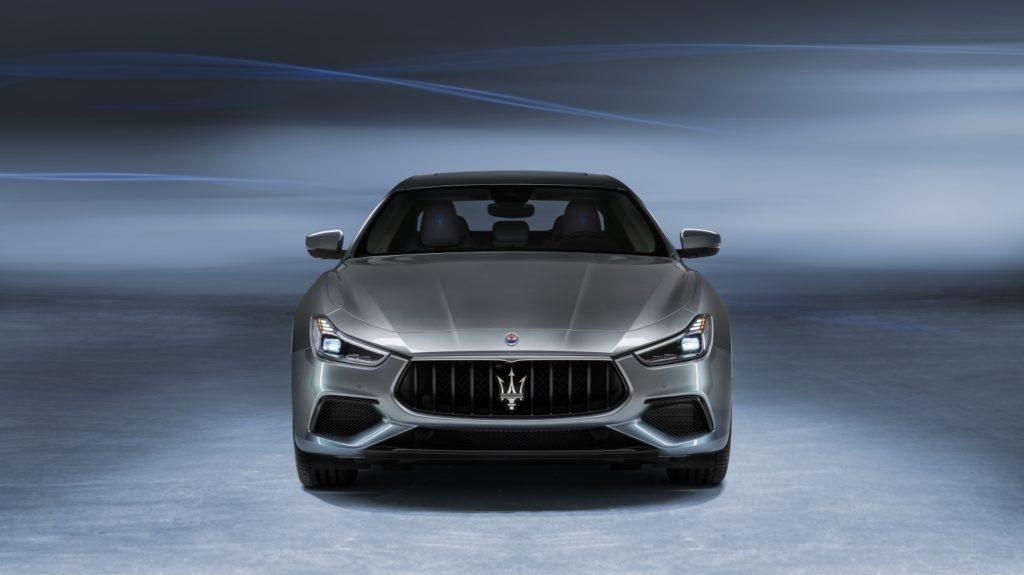 Maserati Ghibli Hybid