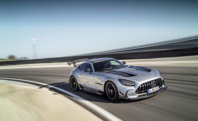 Mercedes-AMG GT Black Serier