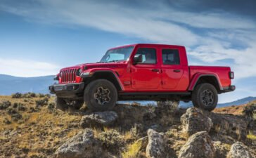 Jeep Gladiator UAE