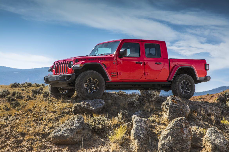 Jeep Gladiator UAE