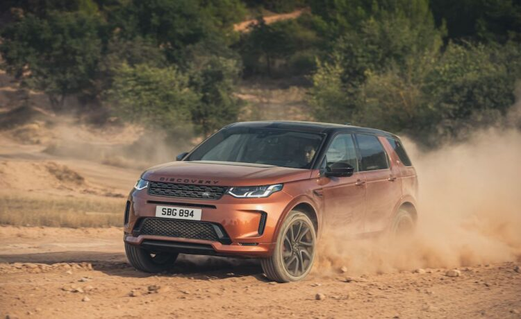 2021 Discovery Sport
