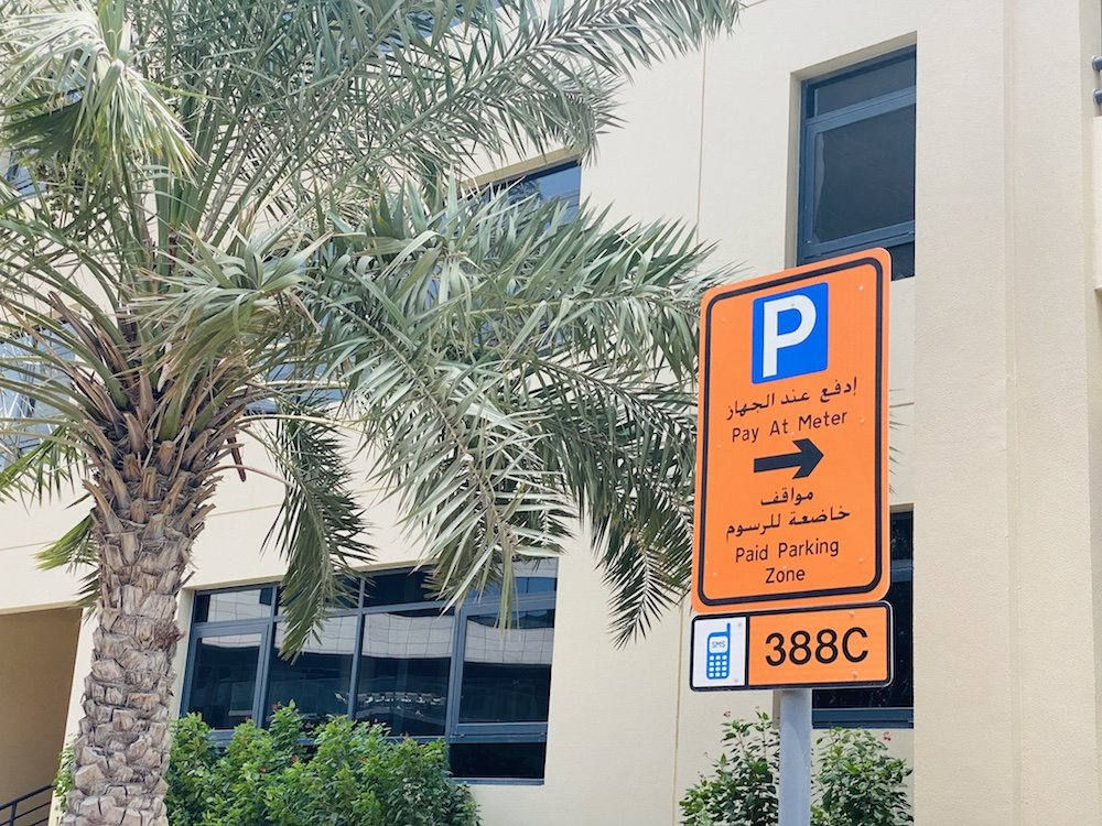 RTA Parking