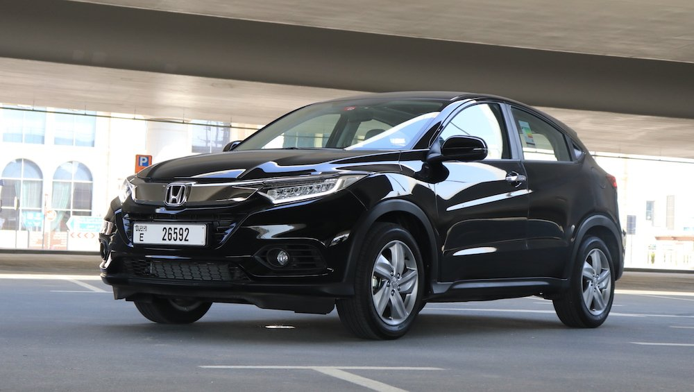2020 Honda HR-V: Review, Specs and Price in UAE | AutoDrift.ae