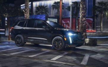 Cadillac XT6 Midnight Edition