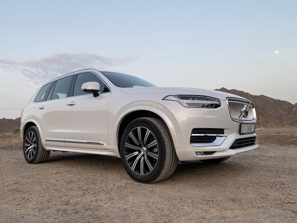2021 volvo xc90: review, specs and price in uae   autodrift.ae