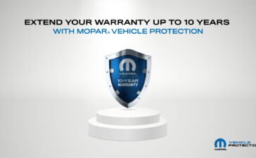 Mopar 10-year factory warranty
