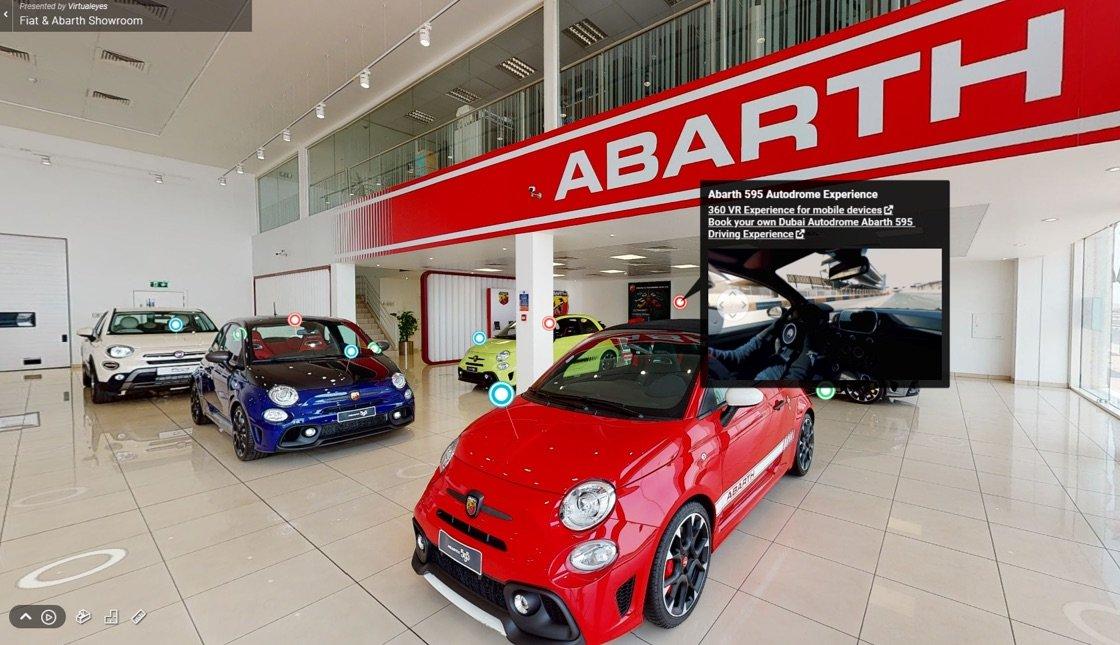National Auto Virtual Showroom