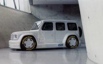 Project Geländewagen