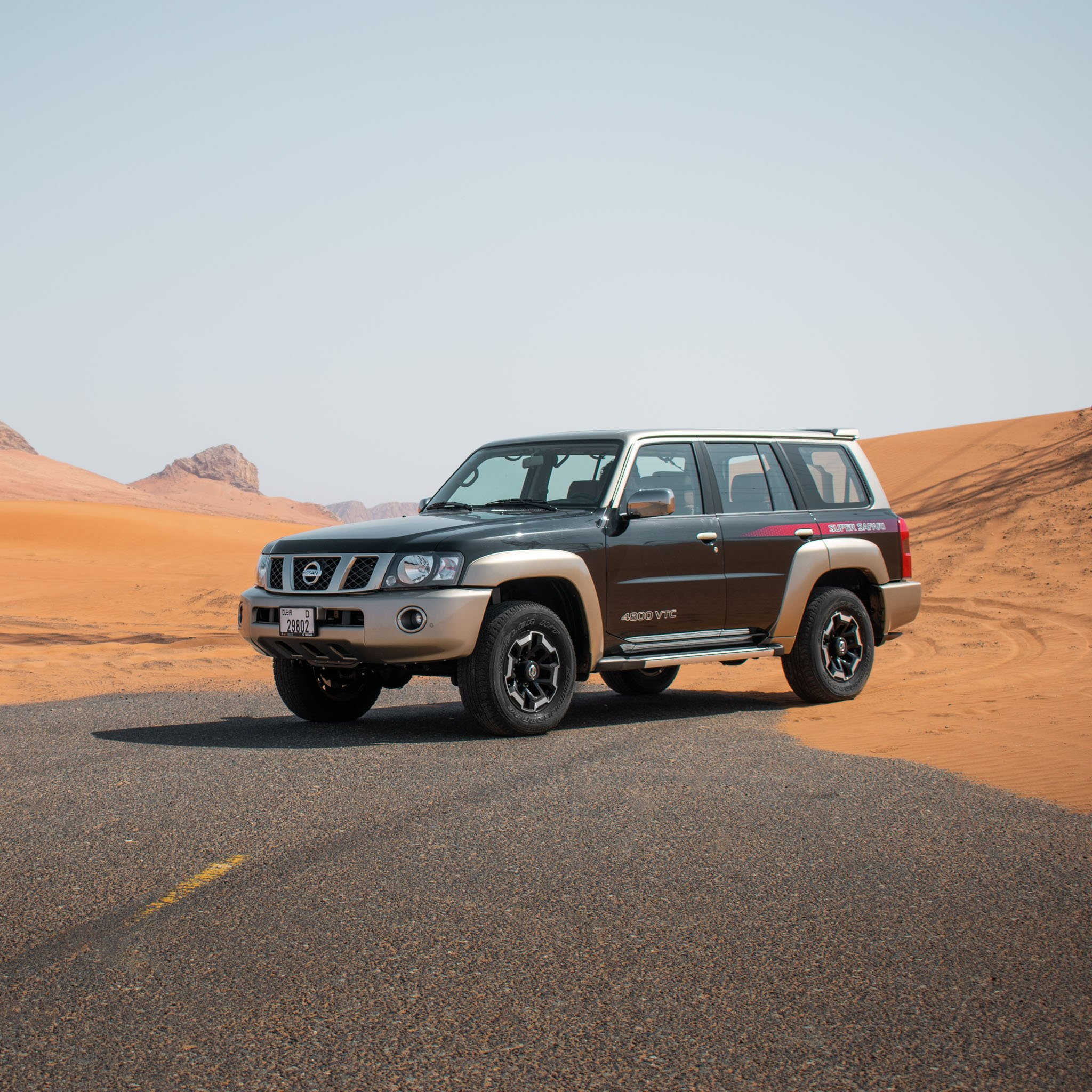 2021 Nissan Patrol Super Safari