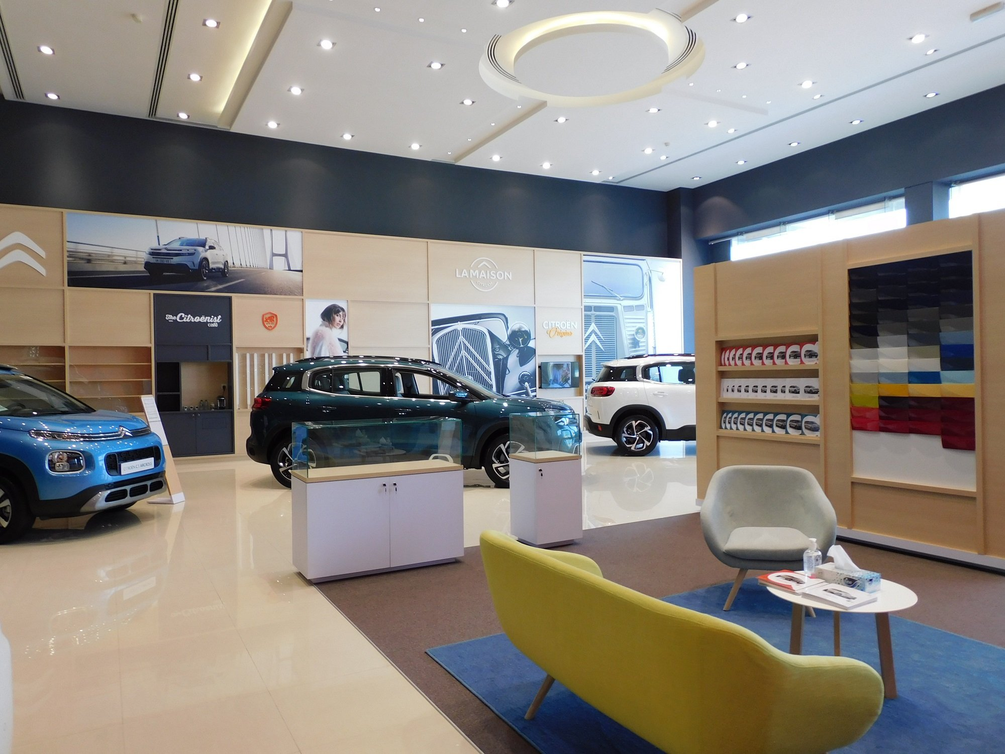Citroen Showroom UAE