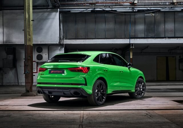The 2021 Audi RS Q3 Sportback is now available in the UAE ...