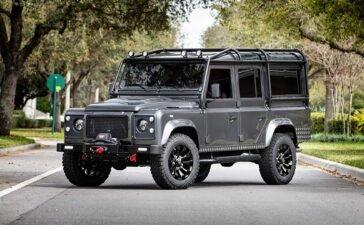 Jaguar Land Rover Electric Cars