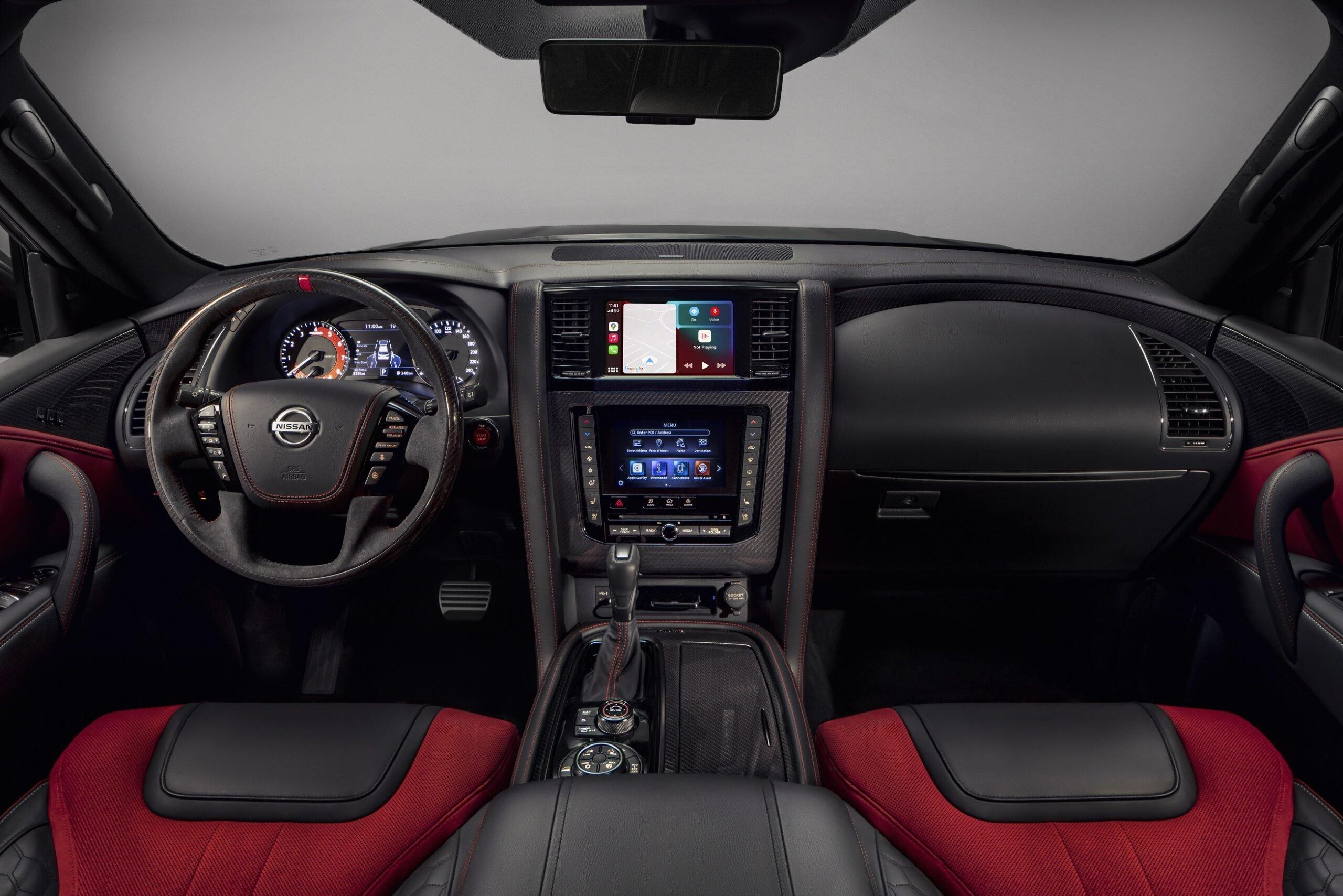 2021 Nissan Patrol NISMO