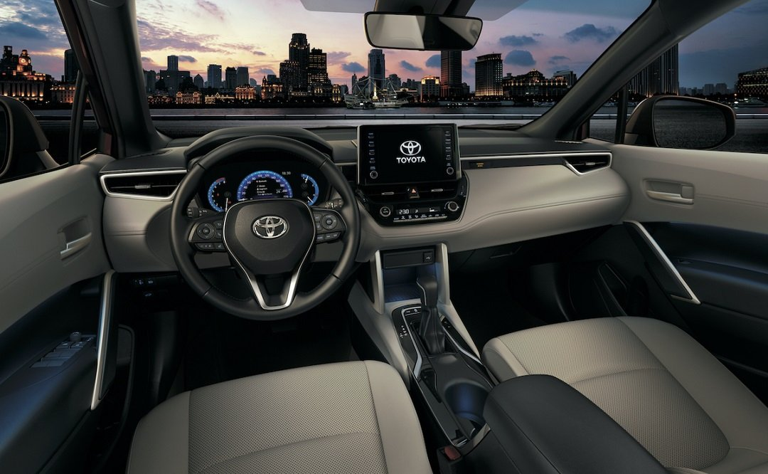 Toyota Corolla SUV