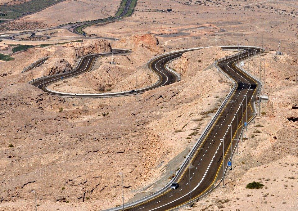 Road Trips in UAE