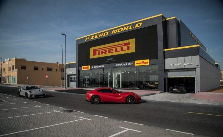 Pirelli PZero World