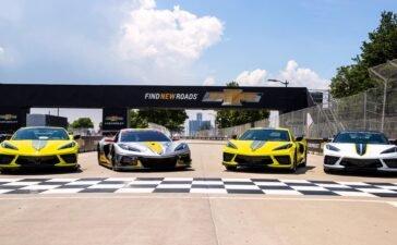2022 Corvette Stingray