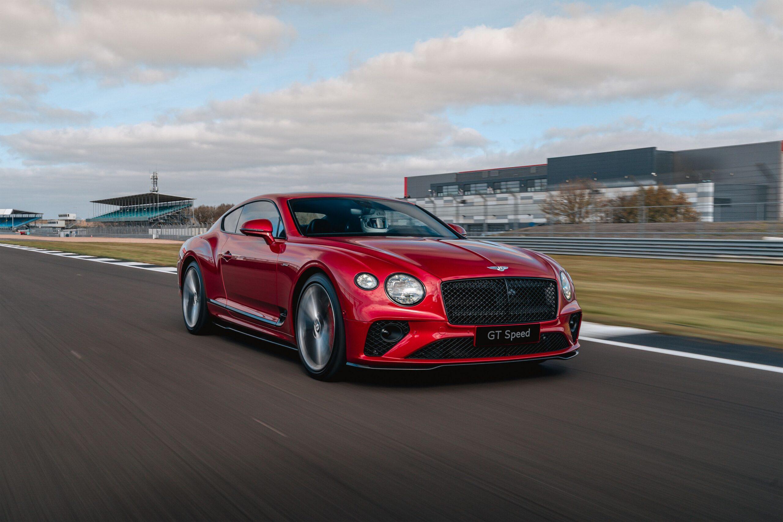 Bentley chassis