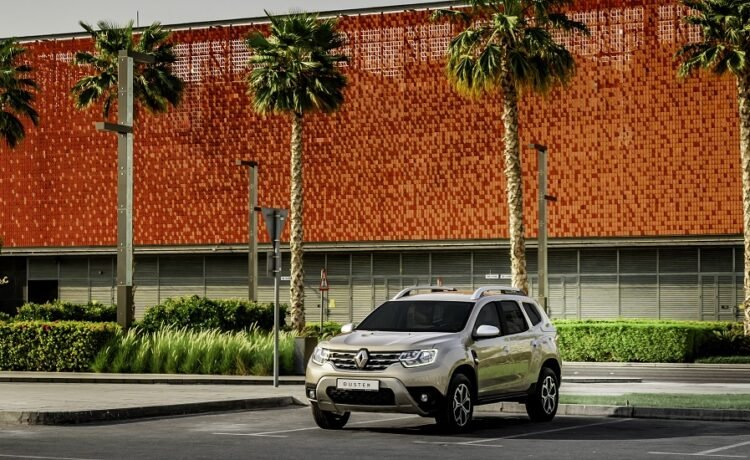 2022 Renault Duster