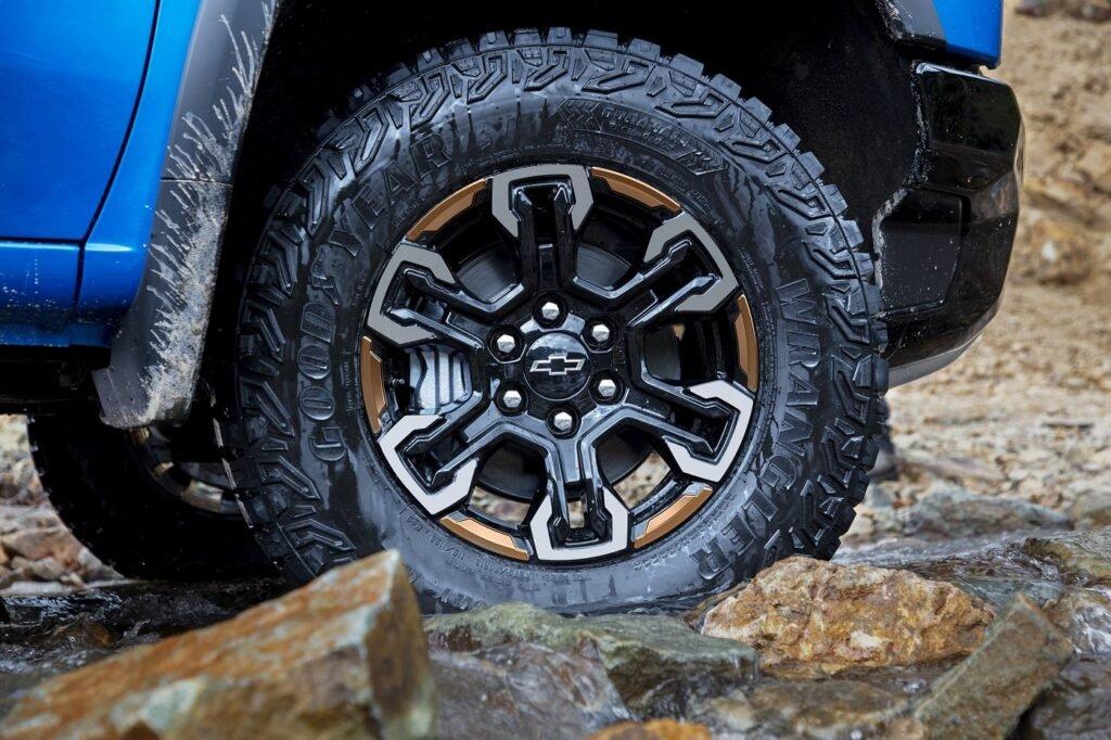 Silverado Wheel