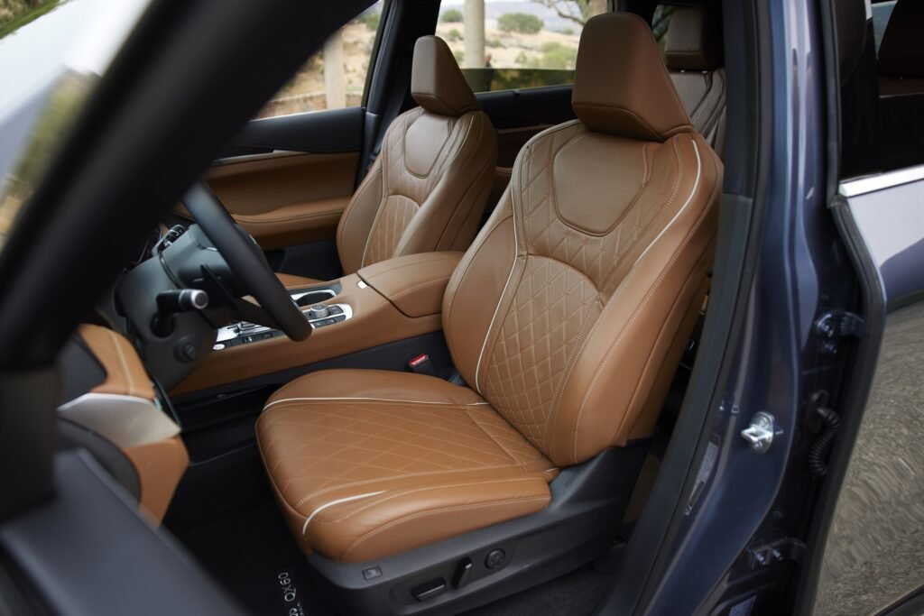 2022 Infiniti QX60 Seats