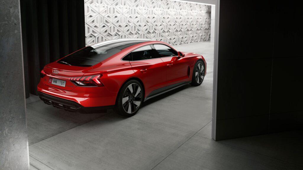 Audi EV UAE