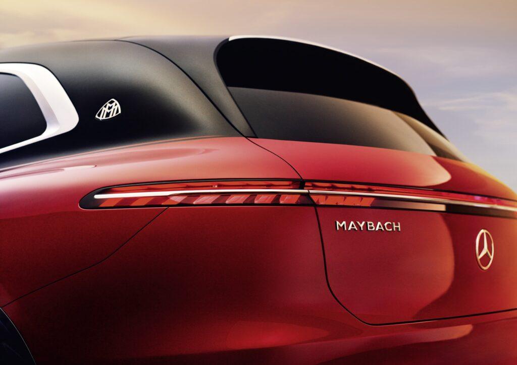 Mercedes- Maybach EQS