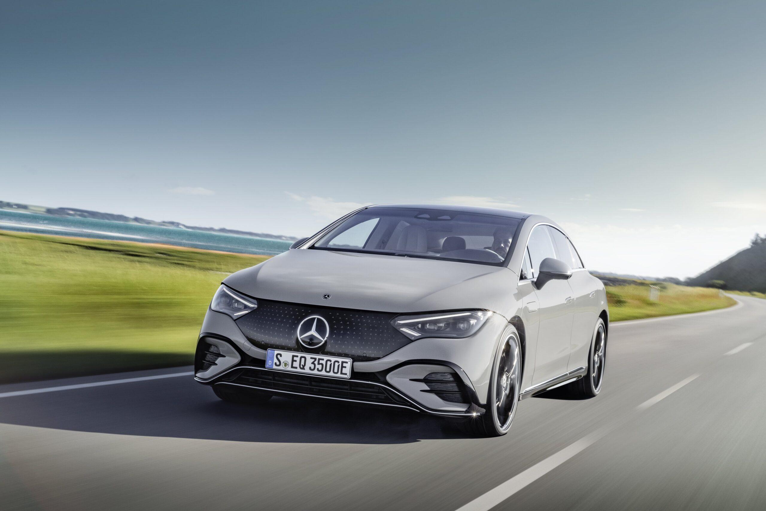 Mercedes-EQE