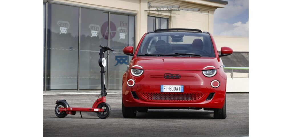 Fiat (RED) 500