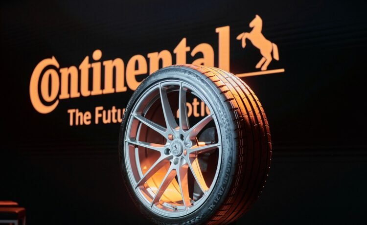 SportContact 7 Tyre