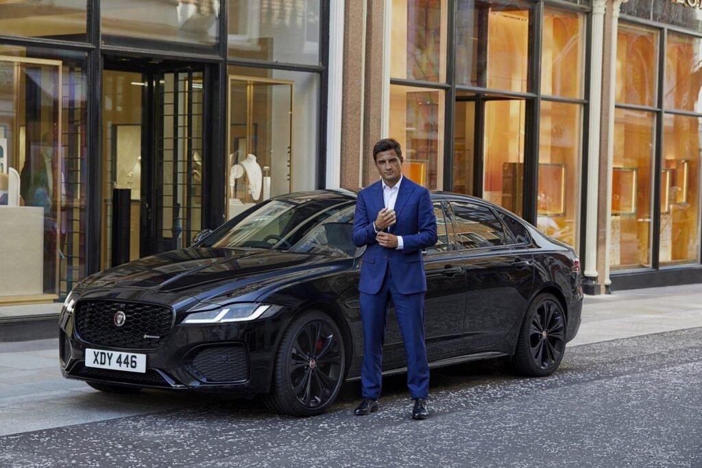 Jaguar London Chase