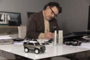 Massimo Design Director Land Rover