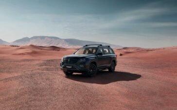 MG RX8 Black Edition