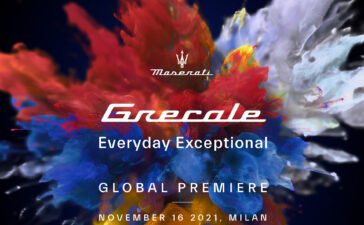 Maserati Grecale Global Premiere