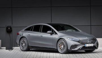 Mercedes EQS53