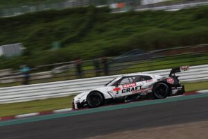Nissan GTR at Suzuka