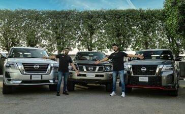 Nissan Patrol owners UAE