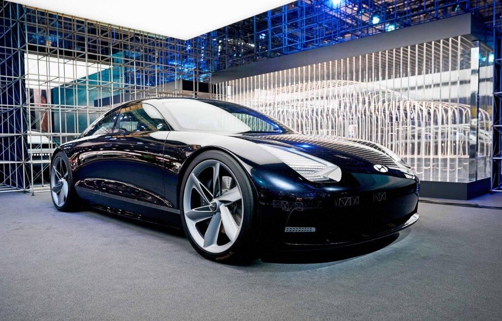 Hyundai's EV Concept