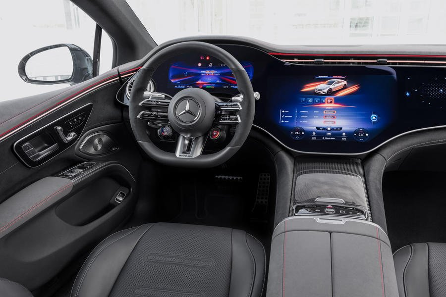 Mercedes Benz EQS 53