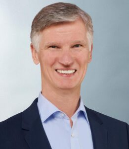 Claus Petschick, Head of Sustainability at Continental Tires.
