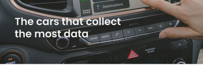 Data collected by cars