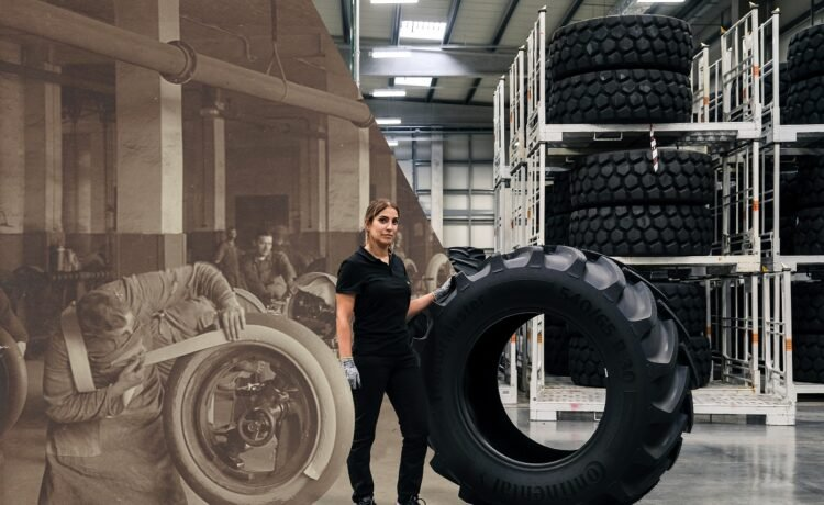 Continental Tyres Celebrate 150 years